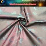 Jacquardwebstuhl-Blume. Polyester-Jacquardwebstuhl im Twill-Taft für Kleid-Futter (10)