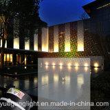 Het eiken Patroon van de Laser van Kerstmis van de Vorm Minigelijkstroom van het Vat 5V Lichte Sterrige Rood en Groen voor het Decor van de Tuin van het Landschap van het Stadium