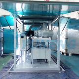 De dubbele Vacuüm Pompende Installatie van het Stadium met Capaciteit 30 L/S aan 1200 L/S, de Uitgeruste HulpPomp en de Vacuümpomp van Wortels Wth