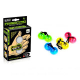 빛 (H82551050)를 가진 가장 새로운 재미있은 장난감 요요 공 엄지 공
