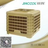 Sistema de refrigeração evaporativa de fábrica, refrigerador de ar montado no telhado