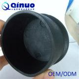 Dekking van de Voeten van Douane 3-63 mm van Qinuo de Zwarte Ronde Rubber