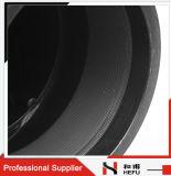 Curvatura di tubo dell'HDPE gomito della plastica dell'impianto idraulico da 90 gradi