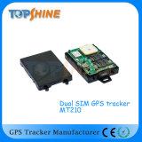 GPS SIM van de Fabrikant van Topshine ontdekt het Beste Verkopende Dubbele Interne Systeem Mt210 van de Drijver met Acc
