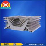 Das gesteuerte Silikon verdrängte Aluminiumprofil-Kühlkörper von der China-Fabrik