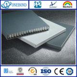 el panel de aluminio del panal de 10m m para el revestimiento de la pared