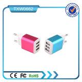 빠른 충전기 5V 2.1A 3 USB 충전기