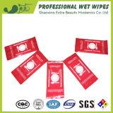 Оптовый индивидуальный влажный трактир тканей органический намочил Wipes