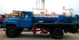 8개 입방 미터 하수 오물 흡입 트럭 Dongfeng 흡입 유형 하수구 넝마주이