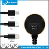 Kundenspezifische Handy-einzelne Kanal USB-Autobatterie-Aufladeeinheit