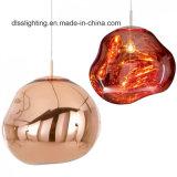 Lámparas pendientes modernas del acrílico y del hierro para la decoración hecha en China