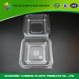 不正変更抵抗力があるプラスチック食糧容器