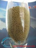 bola de cobre amarillo del cobre de la bola de 1.588mm-50.8m m