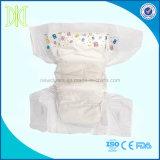 Couche-culotte de bébé avec la bande de PE Backsheet et de pp
