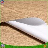 Tela revestida impermeable tejida materia textil casera de la cortina del apagón del franco de la tela del poliester para las cortinas de ventana