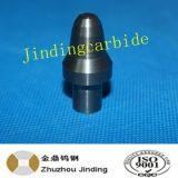 Pin personalizado do tampão do carboneto de tungstênio para o petróleo
