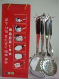 Утварь кухни нержавеющей стали высокого качества (YF-1025)