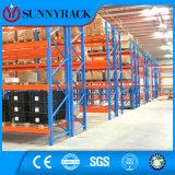 Вешалка хранения пакгауза ISO9001 стальная