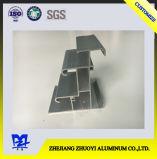 Profil en aluminium anodisé 6000 par séries pour le guichet et la porte, constructeur d'aluminium en Chine a