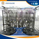 Machine de remplissage à faible bruit de boisson de gaz de bidon