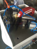 Tagliatrice di alluminio di angolo di profilo della cucina di prezzi bassi (MZ-828)