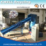 Película plástica de PP/PE que recicla la máquina de Agglomerator/la máquina plástica del granulador/del compresor