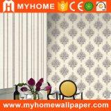 Papel de parede de padrão de bambu impermeável para SPA
