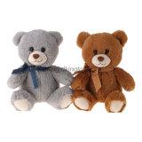 Brinquedo de peluche personalizado para crianças de alta qualidade, peluado, ursinho de pelúcia