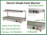 Verwarmingstoestel van het Voedsel van het Buffet van de fabrikant het Draagbare Freestanding Eenvoudige