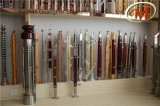 Pédales de garde-corps en acier inoxydable de finition au ponçage (GM-B068 / GM-B039-E / GM-B036-3)
