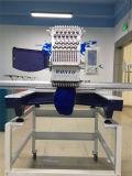 단 하나 맨 위 편평한 자수 기계 500*1200mm 잡업 공간 전산화된 자수 기계