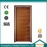 Innenraum-bündige hölzerne Furnier-Blatttür in den verschiedenen Entwürfen für Sicherheit