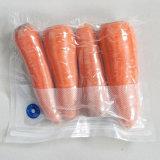 De douane drukte de Duidelijke Plastic VacuümZak van de Verpakking van het Voedsel af