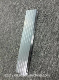 Perfil de aluminio/de aluminio de la anodización pulida/brillante del CNC 6063 modificado para requisitos particulares de Extrution de Foshan