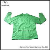 Zip зеленым мужская Легкий тонкий ветровку куртки