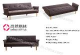 O estilo simples de Modren, dois dobrou a base do sofá