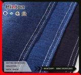 tela de confeção de malhas da sarja de Nimes do Slub 100%Cotton para o t-shirt