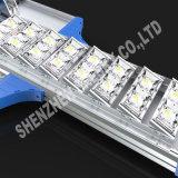 Lampe élevée de voie de DEL du dispositif solaire le plus neuf de réverbère facile à installer