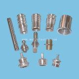 Pieza de aluminio trabajada a máquina CNC de la precisión