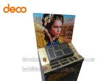 Papierbildschirmanzeige-Fußboden-Ausstellungsstand-Pappbildschirmanzeige-Regal