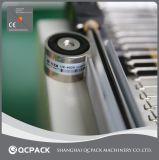 Machine semi automatique d'emballage en papier rétrécissable