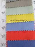 CVC 60/40 tela estática de la red de ESD/Anti para el Workwear