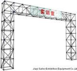 Drapeau extérieur d'événement de système de plafond