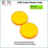 Импортированная часть лазера фокуса Lens/CO2 запасная с F. l 38.1, 50.8, 63.5, 76.2, 101.6