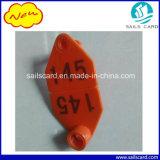 115*75mm Vieh-Ohr-Marke für den Aniaml Gleichlauf