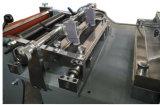 Folha de hot stamping Etiqueta de mesa Die máquina de corte com alta velocidade