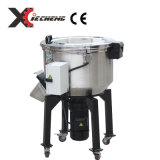 mezclador plástico eléctrico vertical industrial del tambor 50kg