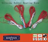 UL3081シリコーンゴムの暖房ワイヤー