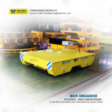 Facile exploité l'industrie lourde outil automatisé de transport ferroviaire de la batterie
