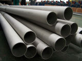 Aço inoxidável frente e verso sem emenda Tubes&Pipes de ASTM A789/SA 789